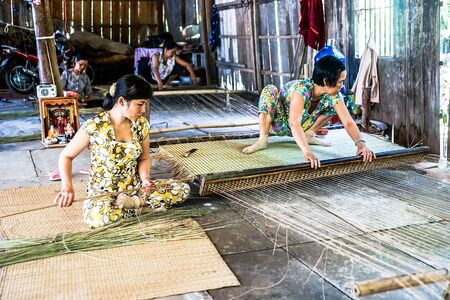 weavers: Vietnamese Weavers Editorial
