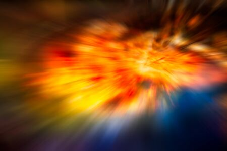 Abstract motion vivid light for background and texture Stock Photo