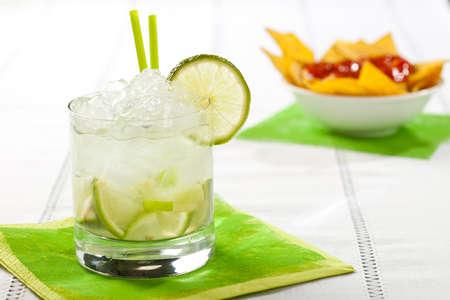 drank: Caiparinha Stock Photo