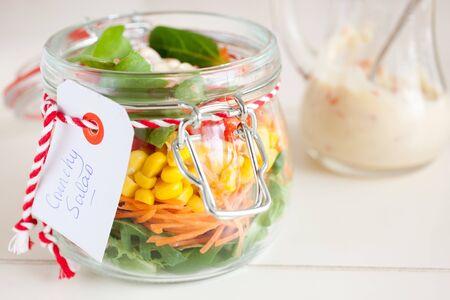 Crunchy salad Stock Photo - 11112730