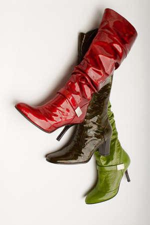 boots women photo