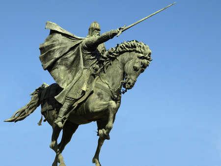 cid: cid monument in burgos Stock Photo