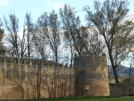 Monastery of Veruela in Zaragoza  Aragon Stock Photo - 13448877