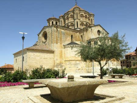 zamora: the church of Toro  Zamora  Stock Photo