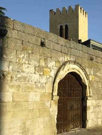cid: arias gonzalo Palace in Zamora