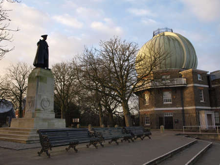 greenwich: the royal observatory of Greenwich