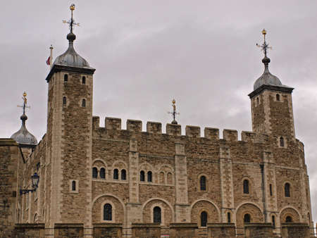 the tower of london Stock Photo - 18074168