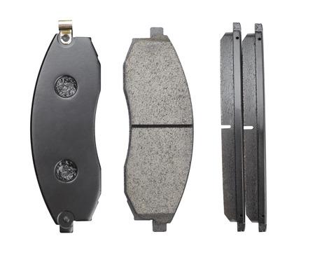 브레이크 패드 세트, 화이트 절연 자동차 정비 부품