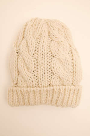 beanie: beanie isolated for wintertime