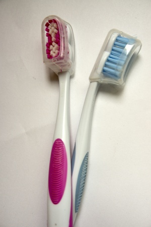 Toothbrush for two photo