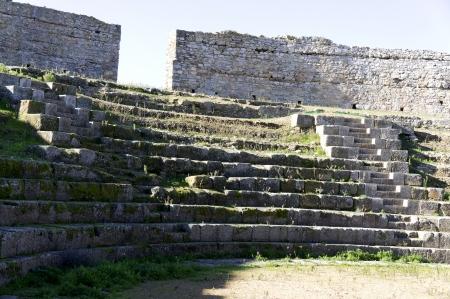 Roman ruins of Regina