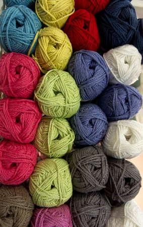 weave ball: Wool ball