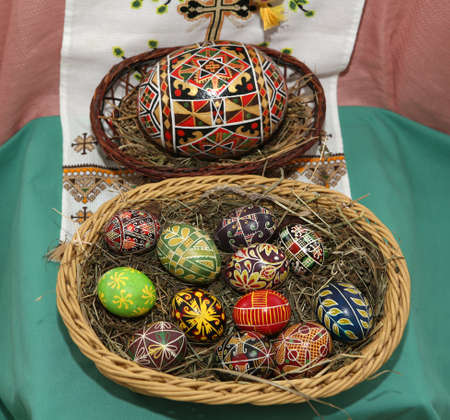 orthodox easter: Easter in the Orthodox Church Stock Photo
