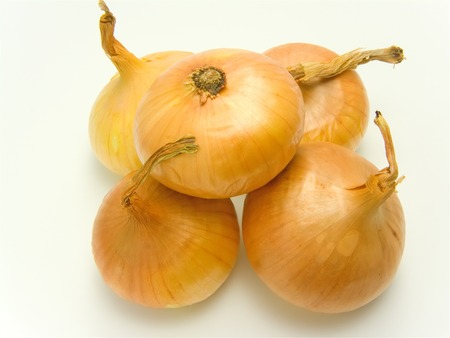 goldish: fresh ripe juicy goldish onion