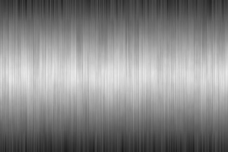 not even texture of metallic sheet with reflections and shades Stock Photo - 3372094