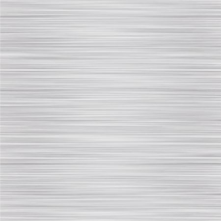 brushed steel: simple gray steel texture background vector