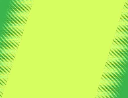 Green half-tone background. Vector illustration Vector