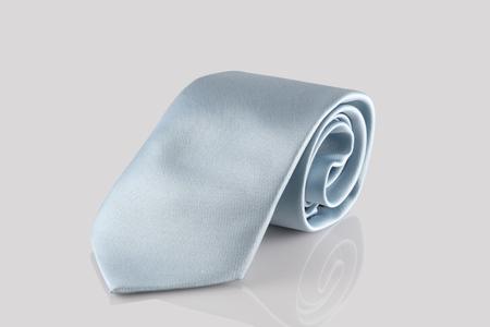 cuff link: tie close up