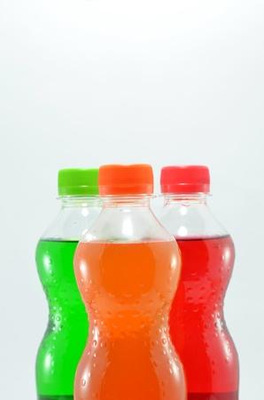 Sweet drink soda water Stockfoto