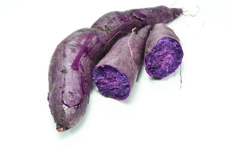 Photos purple yam