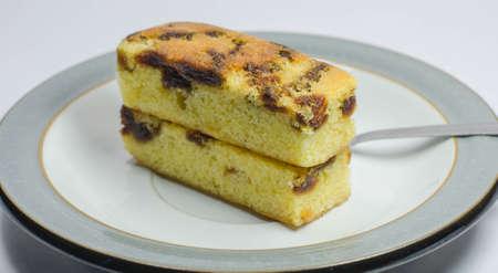 Raisin cakes photo