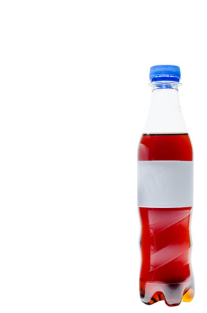 Drink on a white background. Stockfoto
