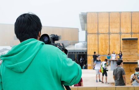 The Video Tourism in Thailand
