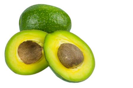 Close-up of avocado fruit photos