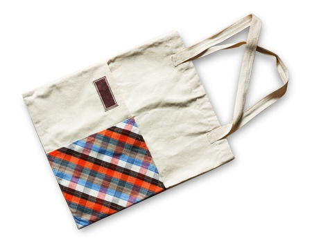 Bags to reduce global warming Stock Photo - 13978263