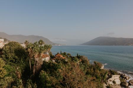 Kotor bay seascape, Montenegro - Image