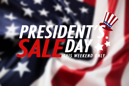 Presidents day sale - Image