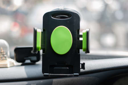 Car holder for mobile device,use for Navigate or GPS.