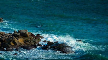 Rocks and Sea - Phuket island ,Thailand