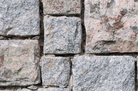 cobbles: Abstract background with gray cobbles. Stock Photo