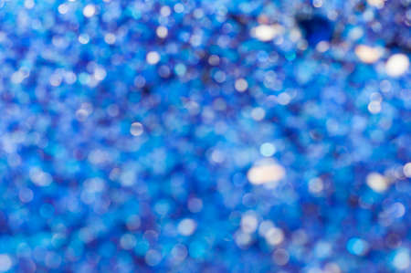 textured effect: Abstract blue blurred background with textured effect.