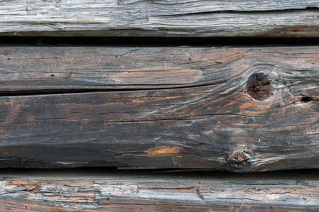 wooden beams: Background from weathered wooden beams with textured effect.