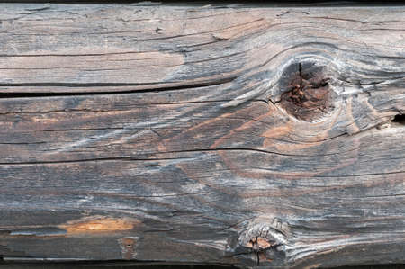 textured effect: Background from weathered wooden beams with textured effect.
