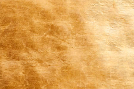 Abstract background of gold leaf.