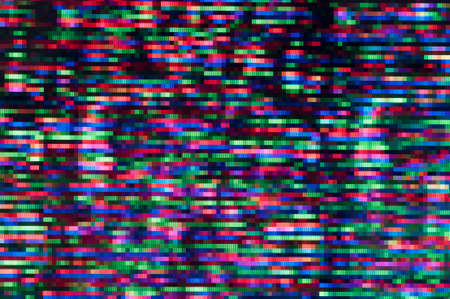 Abstract background, pixel patterns of a digital noise.