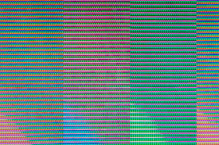 Abstract background, pattern of a digital glitch. Banco de Imagens