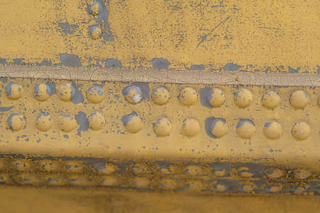 Background With Rivets and screws