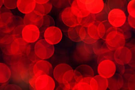 Abstract Light Background Red. Defocused