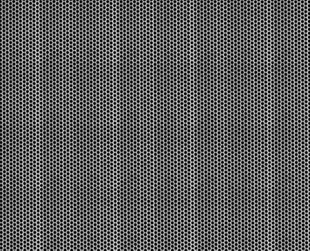 Metal chrome grille seamless texture background Stock Photo - 6198634