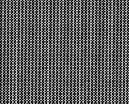 Metal chrome grille seamless texture background Stock Photo - 6198634