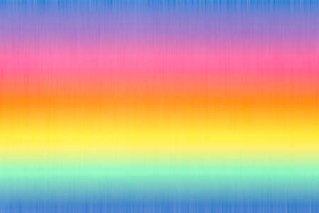 Horizontal lines of color of a rainbow. Motion Blur background