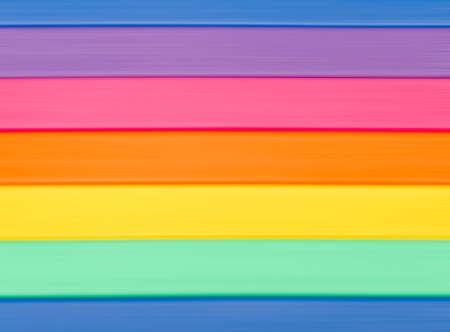 lineas horizontales: Líneas horizontales de color de fondo de un arco iris