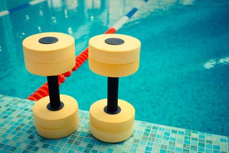 Dumbbells for Aqua Aerobics