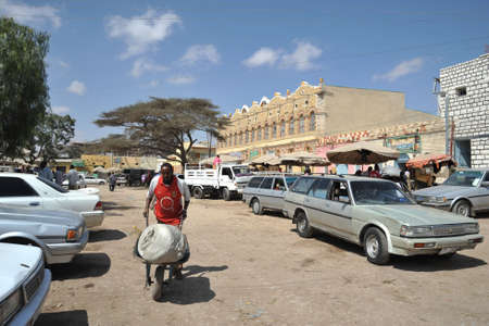 Hargeisa is a city in Somalia, the largest city and capital of the unrecognized state of Somaliland Editorial
