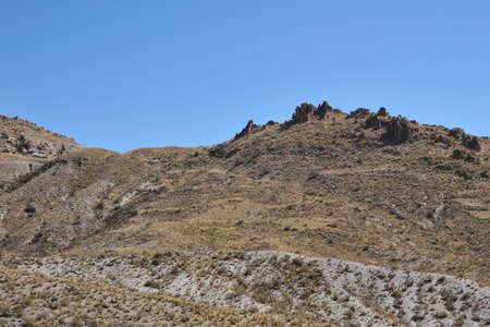 altiplano: Altiplano. Bolivia