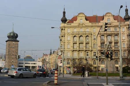 praga: Prague. Views of the City
